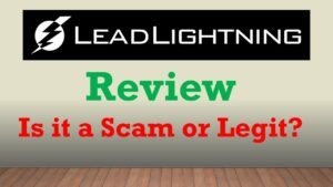 Lead Lightning Review- Is it a Scam